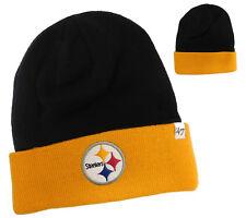 Pittsburgh Steelers WINTER BEANIE '47 LONG CUFF STEELERS NFL WARM HAT