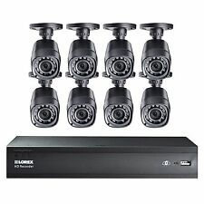 Lorex 16-Channel Surveillance System with 8 High-Definition 720p Cameras & 1TB H