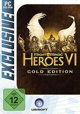 Might & Magic Heroes VI 6 - PC Game - *NEU*