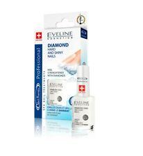 Nail Strengthener With Diamonds Eveline Cosmetics Diamond Hard and Shiny Nails