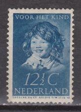 NVPH Netherlands Nederland 304 MLH ong 1937 kinderzegel Pays Bas NO GUM