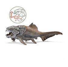 Schleich 14575 Dunkleosaurus Prehistoric Dinosaur Toy Model Figurine 2016 - NIP