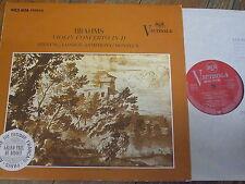 VICS 1028 Brahms Violin Concerto / Szeryng