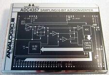 ADC4357 ANALOGIC SAMPLING 16-BIT HIGH SPEED A/D CONVERTER B11-3337 REV 0
