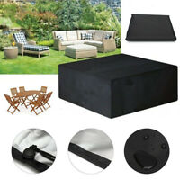 Outdoor Garden Furniture Table Sofa BBQ Grill Cover Protector Rain UV Waterproof