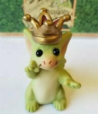 """""""Can Be My Royal Servant"""" Whimsical World Pocket Dragons Real Musgrave with Box"""