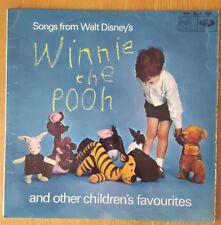 Songs From Wait Disney's Winnie The Pooh Vinyl LP-MFP1078