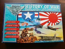 HISTORY OF WAR Pacific warfare 1941-1945 STRATEGY CARD GAME