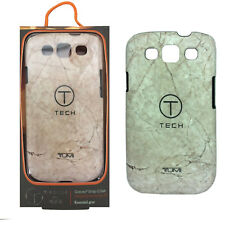 Tumi Hard Shell Snap On Case For Samsung Galaxy S3 - Ancient Marble Pattern