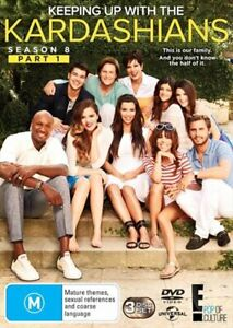 Keeping Up With The Kardashians - Season 8 - Part 1 DVD