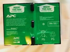 APC Replacement Battery Cartridge #123