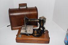Rare Antique 1902 Singer Model 24-30 Sewing Machine w/Modified Motor