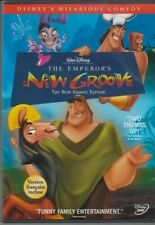 The Emperors New Groove (DVD) The New Groove Edition - Disney