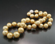 Südseeperlenkette Gold 12-15 mm LUXUS Diamanten 750 Gold  Wert 34.000 Euro