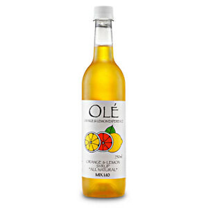 Alchemy Soda Company Ole Cordial 750ml