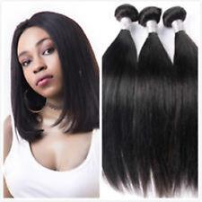 Straight Hair Wave 3Bundles 150g 100% Brazilian Remy Virgin Human Hair Extension