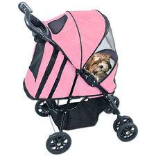 Pet Gear Pink Pet Stroller - Nib