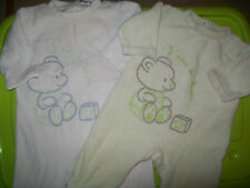 lot de 2 pyjamas garçon 3 mois