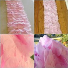 50 ft Aisle Runner Border