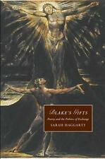 Blake's Gifts: Poetry and the Politics of Exchange (Cambridge Studies in Romanti