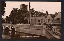Dartford. The Church & Bridge in Snowden's Ser # 4771.