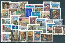 Österreich  Jahrgang 1989 postfrisch komplett
