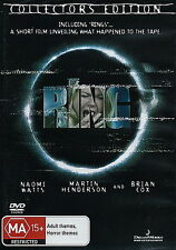 The Ring - Thriller / Horror - NEW DVD