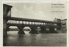 1945 Postcard The Bridge of Bassano we darem Hands Bassano Grappa
