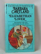 ELIZABETHAN LOVER BY BARBARA CARTLAND