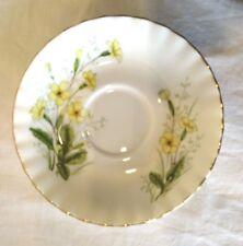 Royal Albert Flower of The Month  Bone China England Saucer Primrose