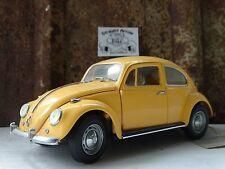 Franklin Mint 1967 Volkswagen Beetle VW Bug 1:24 Scale Diecast Model Car Replica