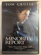 Minority Report (Dvd, 2002, 2-Disc Set, Full Screen) New A