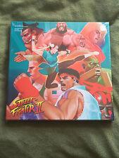 Free*Postage NEW Street Fighter II Definitive Soundtrack Box Set 4 LP's Vinyl