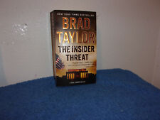 A Pike Logan Thriller: The Insider Threat 8 by Brad Taylor (2016, Paperback)