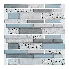Art3d 10sheets Peel and Stick Brick Kitchen Backsplash Self-Adhesive Wall Tile