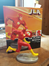 Flash cover-to-cover statue