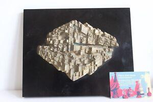 Sculpture Bronze Numérotée 1/10 Signée I. MIRE à identifier