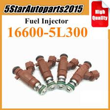 (4PCS) Fuel Injector Nozzle for Nissan Sentra 2000-2002 1.8L 16600-5L300 FBJB100