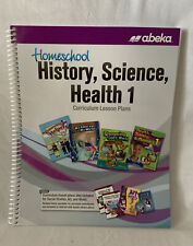 A BEKA BOOK GRADE 1 HISTORY SCIENCE HEALTH 1 CURRICULUM LESSON PLANS