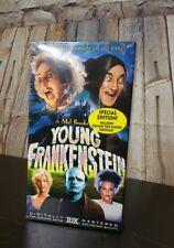 Young Frankenstein New Sealed VHS Tape Mel Brooks Film Gene Wilder (M)