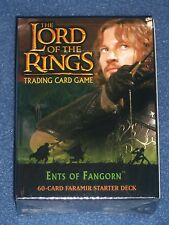 "Lord of The Rings TCG Starter Deck - Faramir - ""Ents of Fangorn"" Expansion"
