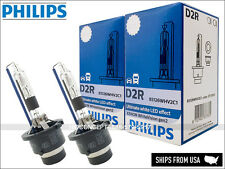 New! PHILIPS 5000K D2R White Vision Gen2 +120% HID XENON Bulbs 85126WHV2C1