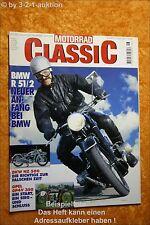 Motorrad Classic 6/00 BMW R 51/2 DKW NZ 500 Opel OP4V