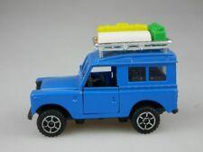 Polistil 1/43 Land Rover EL 66 Dachträger Tanks 70er Jahre toy 112452