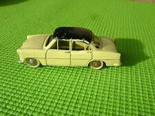 Dinky toys simca versailles yellow ref 24z