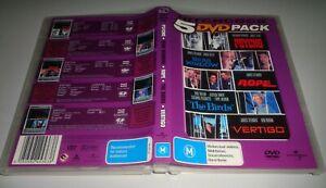 Hitchcock (DVD, 2006, 5-Disc Set)