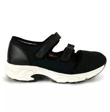 Drew Solo Comfort Diabetic Athletic Walking Shoes Black 14214 Orthotic Womens 8M