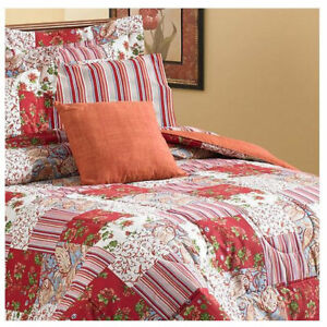 Savannah 6-Piece Bedding Set Multi-Color - King