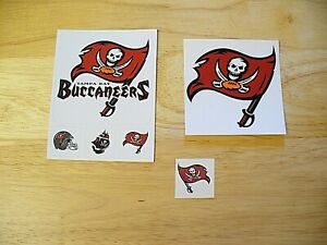 NFL - Tampa Bay Buccaneers Stickers & Tattoo - NEW