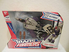 Transformers Action Figur VOYAGER CLASS animierte Decepticon Blitzwing MISB 2007